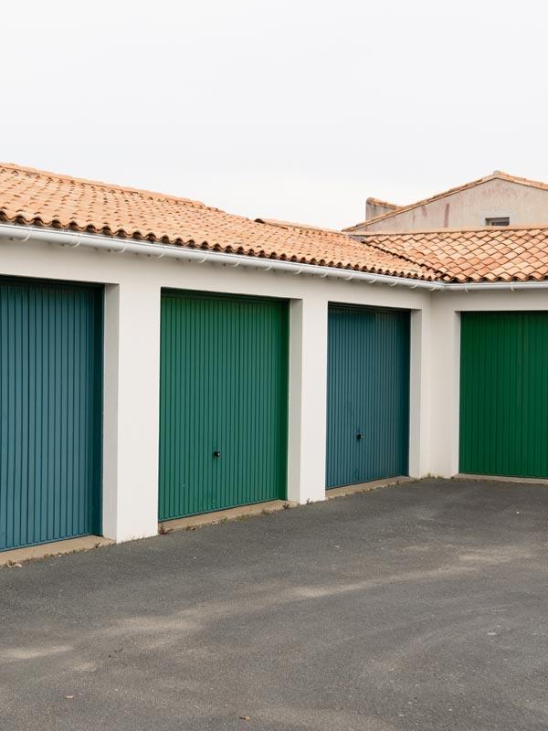 Porte de garage à grenoble